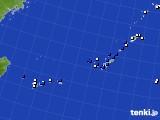 2017年04月04日の沖縄地方のアメダス(風向・風速)
