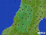2017年05月12日の山形県のアメダス(日照時間)