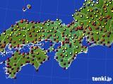 2017年06月02日の近畿地方のアメダス(日照時間)