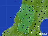 山形県のアメダス実況(日照時間)(2017年06月02日)