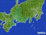 東海地方のアメダス実況(降水量)(2017年07月05日)