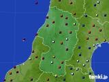 2017年09月22日の山形県のアメダス(日照時間)