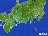 東海地方のアメダス実況(積雪深)(2017年11月27日)