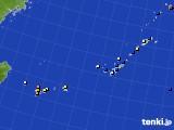 2017年12月04日の沖縄地方のアメダス(日照時間)