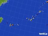 2017年12月13日の沖縄地方のアメダス(日照時間)