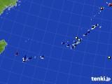 2017年12月29日の沖縄地方のアメダス(日照時間)