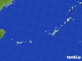 沖縄地方のアメダス実況(降水量)(2018年05月01日)