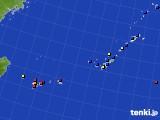 2018年05月01日の沖縄地方のアメダス(日照時間)