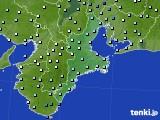2018年05月02日の三重県のアメダス(降水量)