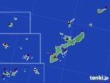 沖縄県のアメダス実況(日照時間)(2018年07月28日)