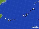 2018年07月29日の沖縄地方のアメダス(風向・風速)