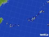 2018年07月30日の沖縄地方のアメダス(風向・風速)