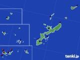 沖縄県のアメダス実況(日照時間)(2018年08月01日)