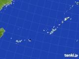 沖縄地方のアメダス実況(降水量)(2018年08月30日)
