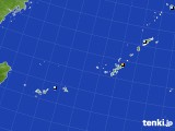 沖縄地方のアメダス実況(降水量)(2018年09月01日)