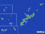 2018年09月28日の沖縄県のアメダス(降水量)