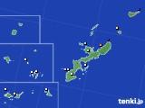 2018年09月29日の沖縄県のアメダス(降水量)