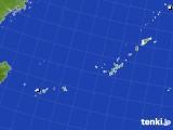 沖縄地方のアメダス実況(降水量)(2018年10月16日)