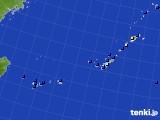 2018年11月02日の沖縄地方のアメダス(日照時間)