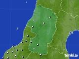 2018年11月30日の山形県のアメダス(降水量)