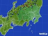 2019年01月26日の関東・甲信地方のアメダス(積雪深)