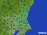 2019年02月11日の茨城県のアメダス(日照時間)