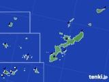 沖縄県のアメダス実況(日照時間)(2019年02月13日)