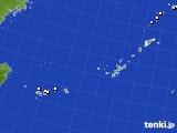 2019年02月24日の沖縄地方のアメダス(降水量)