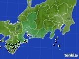 東海地方のアメダス実況(降水量)(2019年03月19日)
