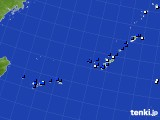 沖縄地方のアメダス実況(風向・風速)(2019年03月20日)