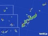 2019年03月31日の沖縄県のアメダス(日照時間)