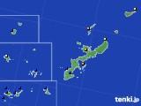 2019年04月01日の沖縄県のアメダス(日照時間)