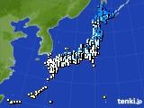 2019年04月01日のアメダス(気温)