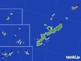 2019年04月04日の沖縄県のアメダス(日照時間)
