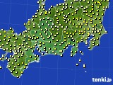 アメダス実況(気温)(2019年04月05日)
