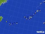 2019年04月09日の沖縄地方のアメダス(風向・風速)