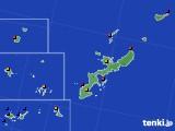 2019年04月12日の沖縄県のアメダス(日照時間)