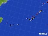 2019年04月27日の沖縄地方のアメダス(日照時間)