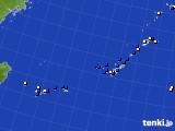 2019年05月07日の沖縄地方のアメダス(風向・風速)