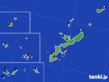 2019年05月13日の沖縄県のアメダス(日照時間)