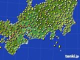 アメダス実況(気温)(2019年05月13日)