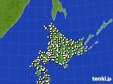 アメダス実況(気温)(2019年05月15日)
