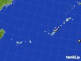 沖縄地方のアメダス実況(降水量)(2019年06月11日)
