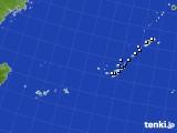 2019年06月26日の沖縄地方のアメダス(降水量)