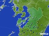 2019年07月01日の熊本県のアメダス(降水量)