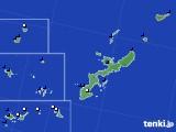 2019年07月04日の沖縄県のアメダス(風向・風速)
