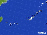 2019年07月06日の沖縄地方のアメダス(風向・風速)