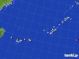 沖縄地方のアメダス実況(降水量)(2019年08月08日)