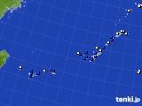 2019年09月03日の沖縄地方のアメダス(風向・風速)