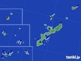 2019年09月07日の沖縄県のアメダス(日照時間)